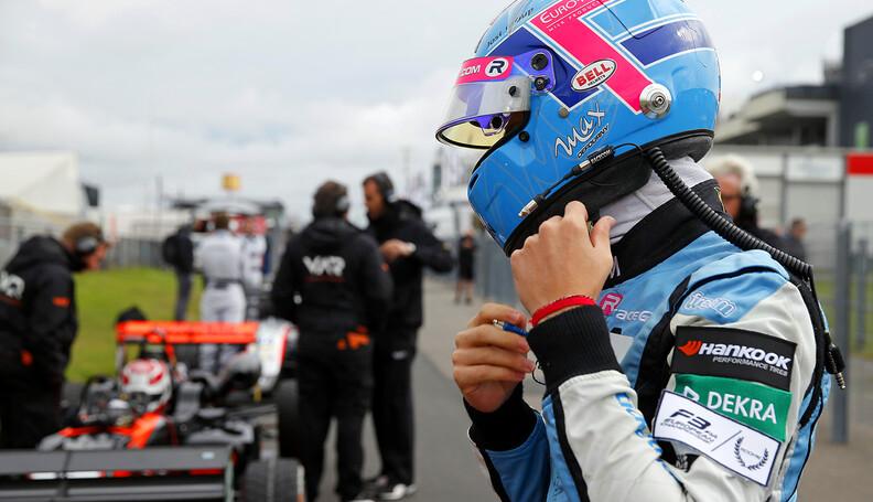 FIA Formula 3 European Championship, round 8, N...