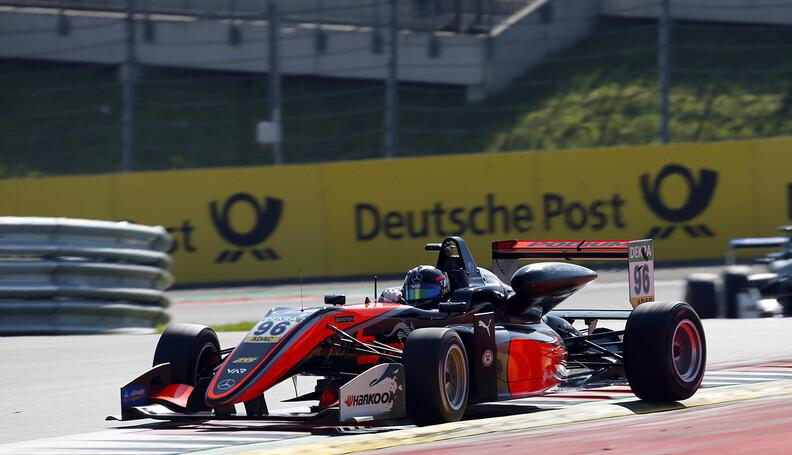 FIA Formula 3 European Championship, round 9, r...
