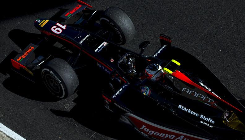 2017 FIA Formula 2 Round 10. Circuito de Jerez...