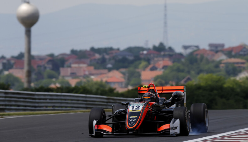 FIA Formula 3 European Championship, round 2, H...