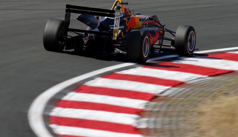 FIA Formula 3 European Championship, round 4, Z...