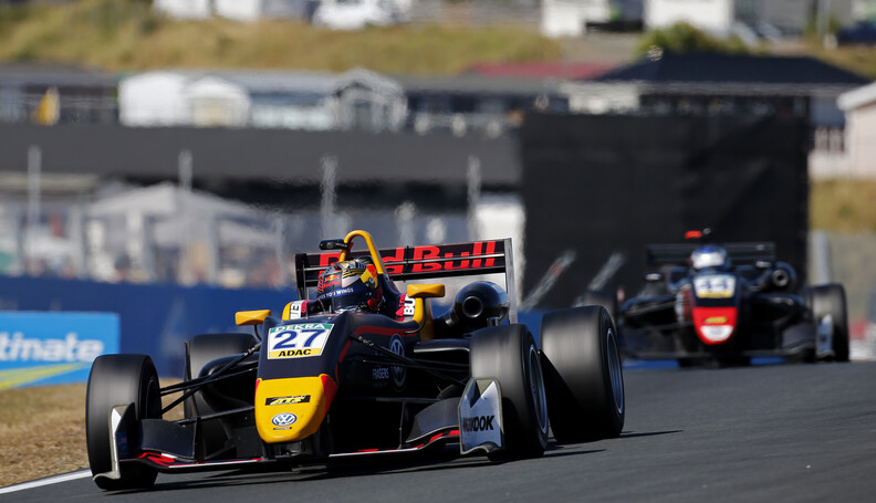FIA Formula 3 European Championship, round 4, r...