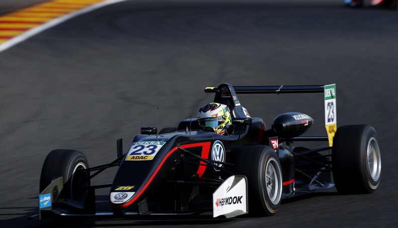FIA Formula 3 European Championship, round 5, S...
