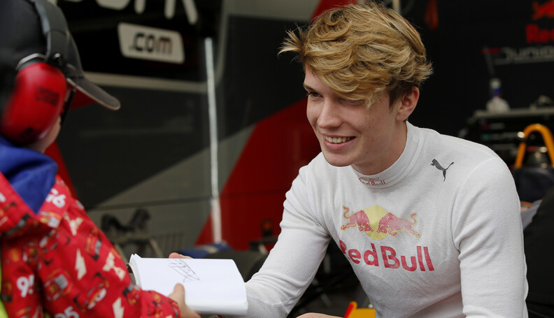 FIA Formula 3 European Championship, round 6, S...