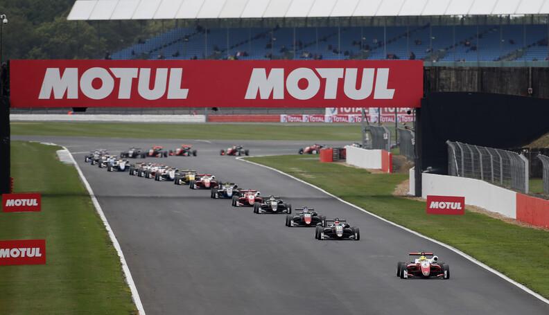 FIA Formula 3 European Championship, round 6, r...