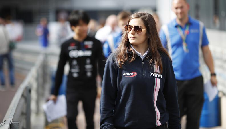 FIA Formula 2 MONTE CARLO, MONACO - MAY 22: Tat...