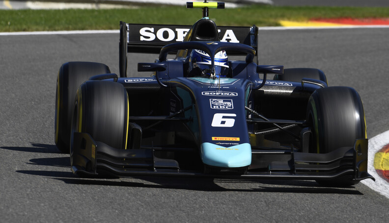 FIA Formula 2 SPA-FRANCORCHAMPS, BELGIUM - AUGU...