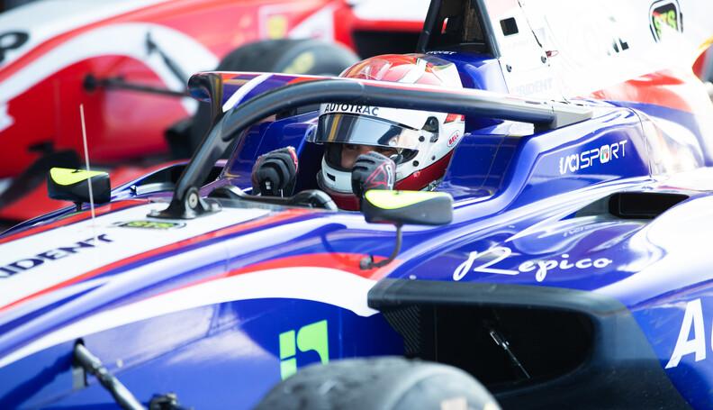FIA Formula 3 SPA-FRANCORCHAMPS, BELGIUM - AUGU...