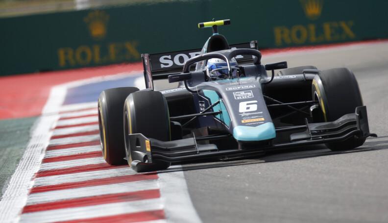 FIA Formula 2 SOCHI AUTODROM, RUSSIAN FEDERATIO...