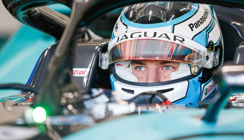 James Calado (GBR), Panasonic Jaguar Racing   Z...