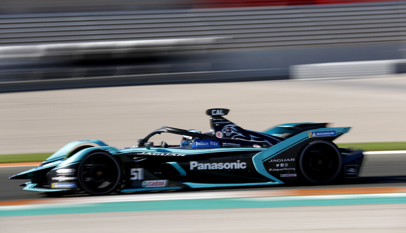 James Calado (GBR), Panasonic Jaguar Racing, Ja...