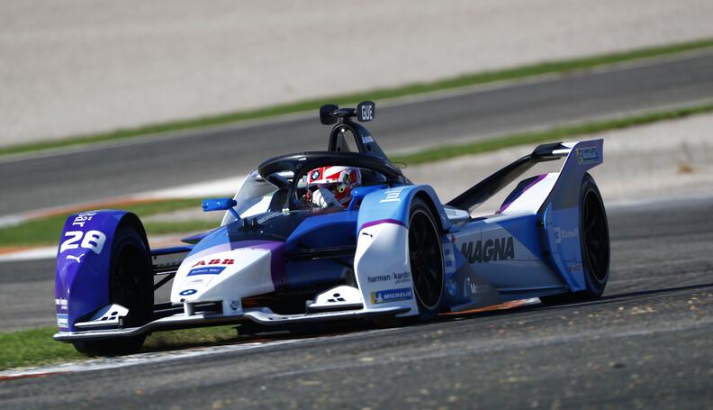 Maximillian Gunther (DEU), BMW I Andretti Motor...