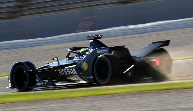 Oliver Rowland (GBR), Nissan e.Dams, Nissan IMO...