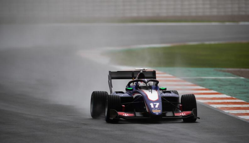 FIA Formula 3 OCTOBER 20: Devlin DeFrancesco (C...