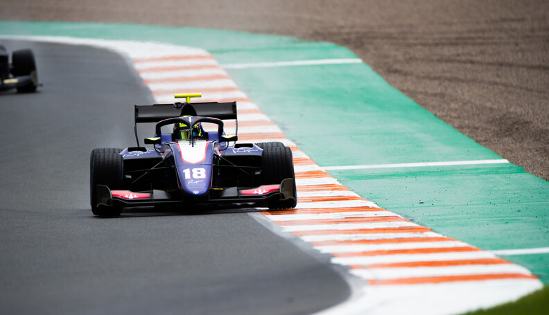 FIA Formula 3 OCTOBER 20: Alessio Lorandi (ITA,...