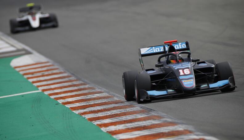 FIA Formula 3 OCTOBER 20: Calan Williams, (AUS,...