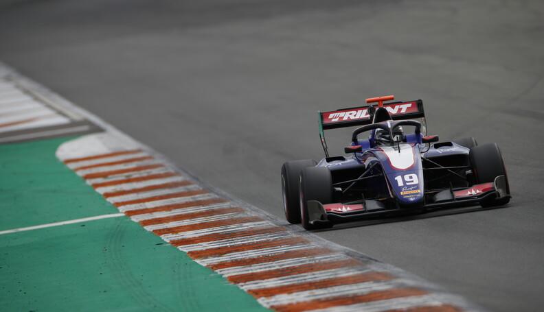 FIA Formula 3 OCTOBER 20: David Beckmann (DEU, ...