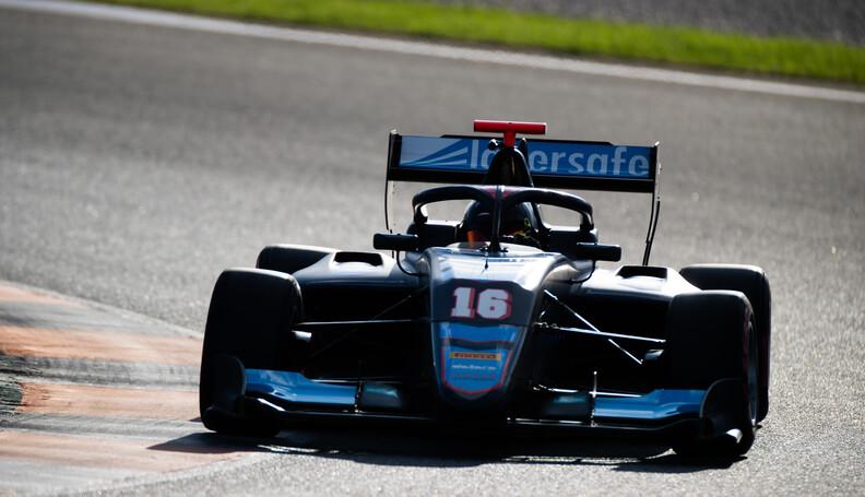 FIA Formula 3 OCTOBER 21: Calan Williams, (AUS,...