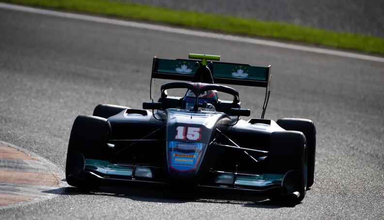 FIA Formula 3 OCTOBER 21: Leong Hon Chio (Mac, ...