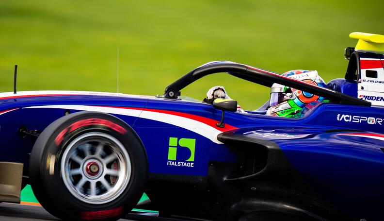 FIA Formula 3 OCTOBER 21: Oliver Caldwell (GBR,...