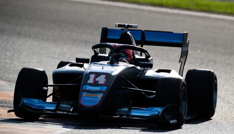 FIA Formula 3 OCTOBER 21: Federico Malvestiti (...