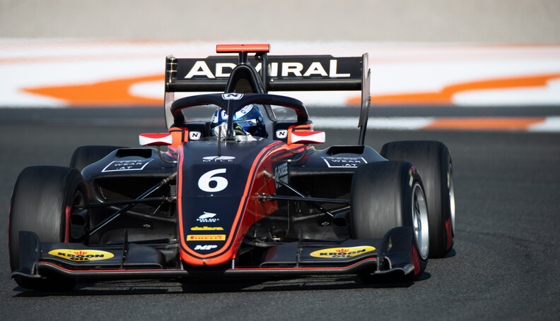FIA Formula 3 OCTOBER 21: Lukas Dunner (AUT, MP...