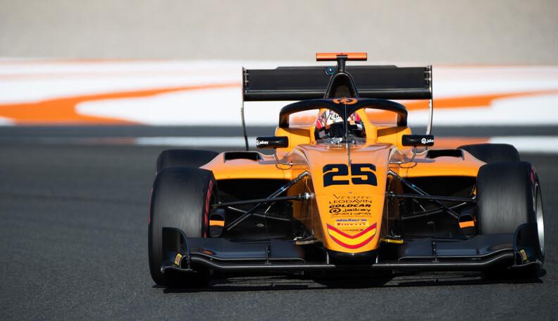 FIA Formula 3 OCTOBER 21: Yu Kanamaru (JAP, Cam...