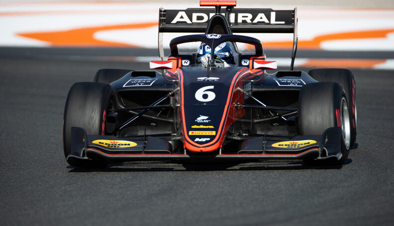 FIA Formula 3 OCTOBER 21: Lukas Dunner (AUT, MP...