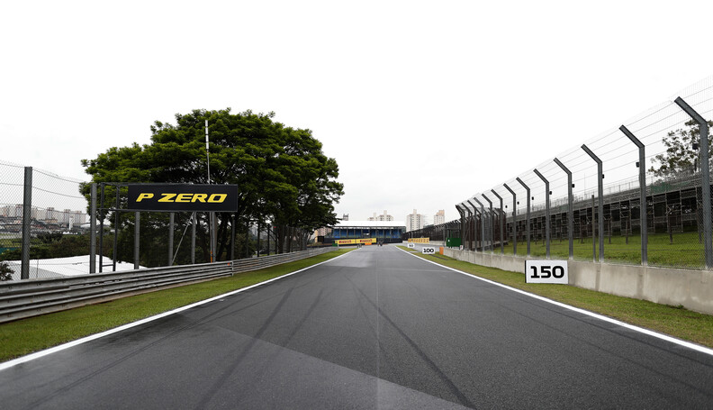 2019 Brazilian GP SAO PAULO, BRAZIL - NOVEMBER ...