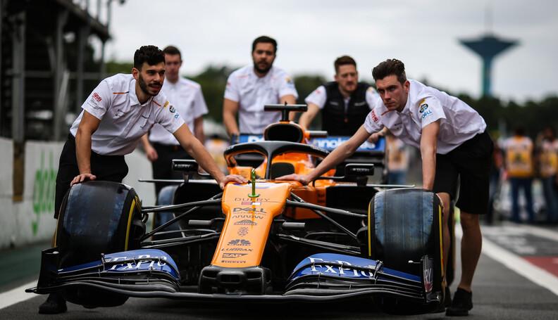 Formula One World Championship McLaren F1  16.1...