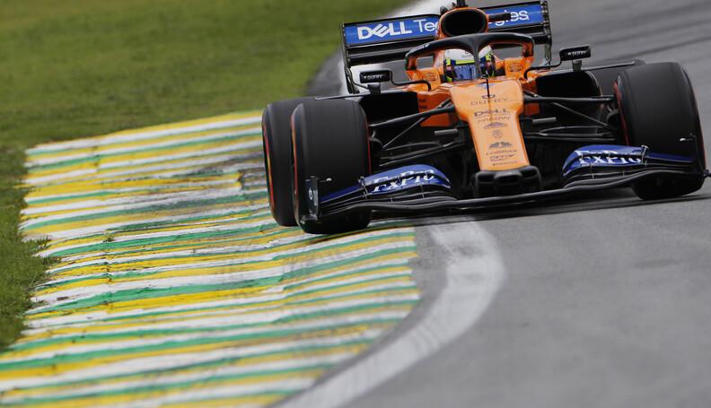Lando Norris, McLaren MCL34   Steven Tee    act...