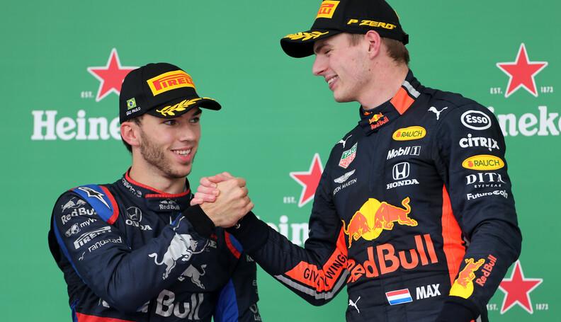 Formula One World Championship Pierre Gasly (FR...
