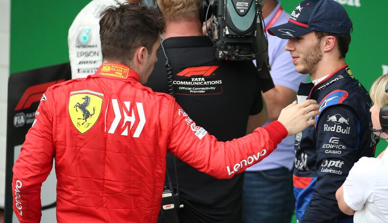 Formula One World Championship Charles Leclerc ...