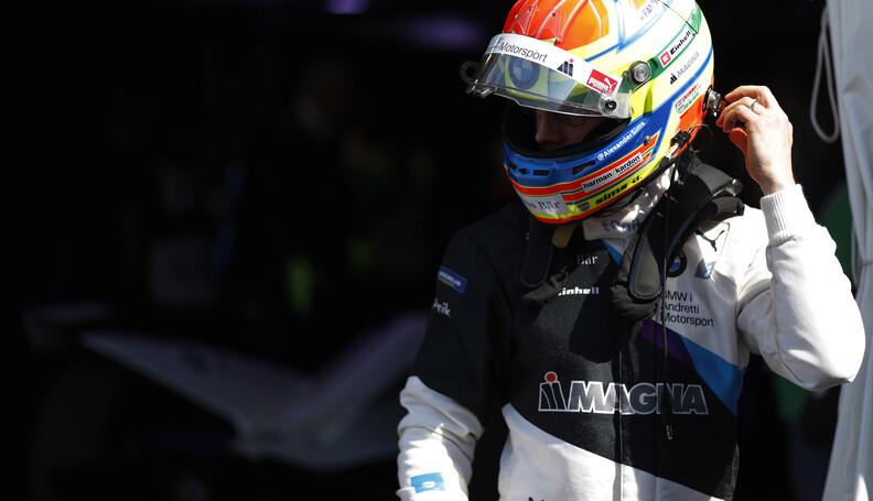 Alexander Sims (GBR) BMW I Andretti Motorsports...