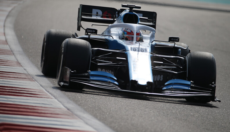 Formula One World Championship George Russell (...