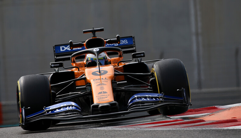 Formula One World Championship Lando Norris (GB...