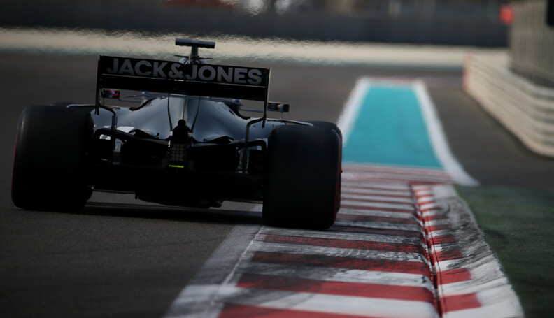 Formula One World Championship Romain Grosjean ...