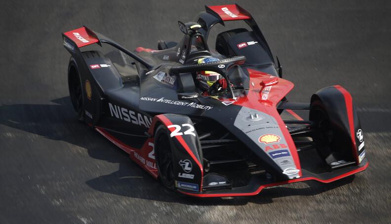Oliver Rowland (GBR), Nissan e.Dams, Nissan IMO...