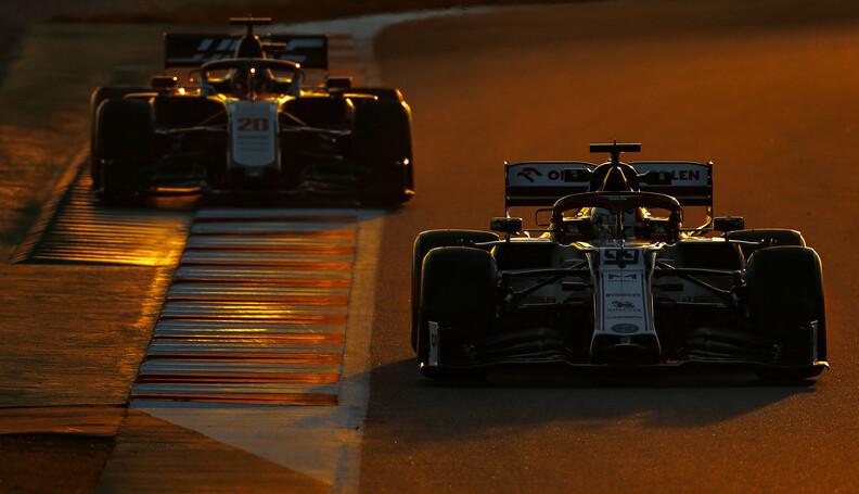 Formula One Testing Antonio Giovinazzi (ITA), A...