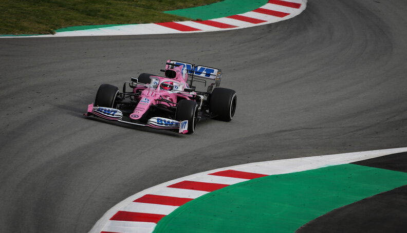 Formula One Testing Sergio Perez (MEX), Racing ...