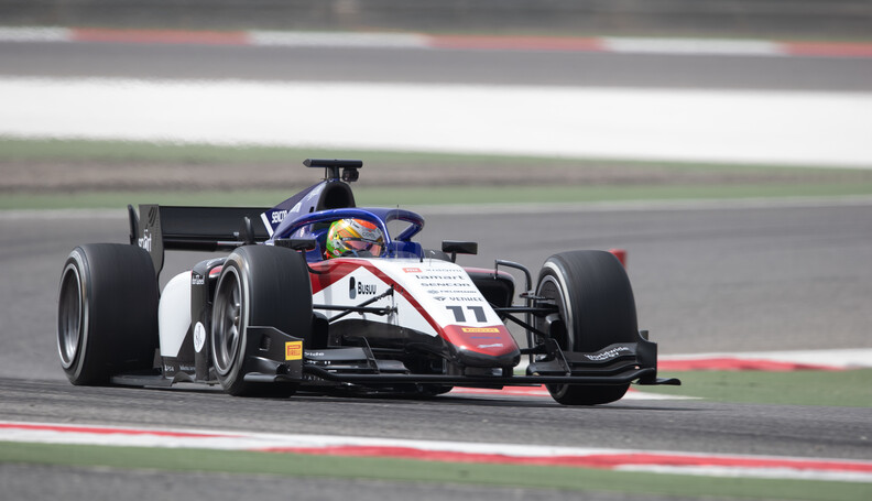FIA Formula 2 BAHRAIN INTERNATIONAL CIRCUIT, BA...
