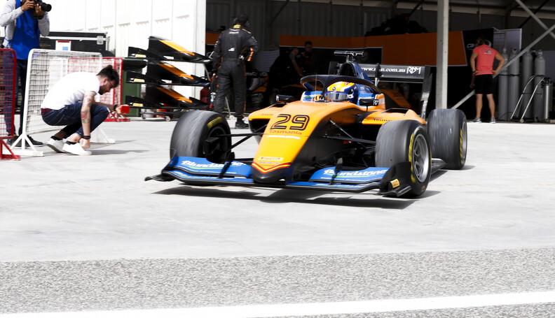 FIA Formula 3 BAHRAIN INTERNATIONAL CIRCUIT, BA...