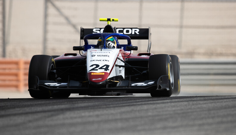 FIA Formula 3 BAHRAIN INTERNATIONAL CIRCUIT, BA...