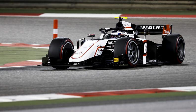 FIA Formula 2 BAHRAIN INTERNATIONAL CIRCUIT, BA...