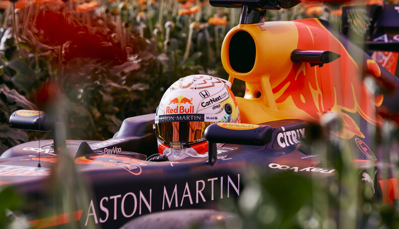 Max Verstappen performs during The Dutch Road T...