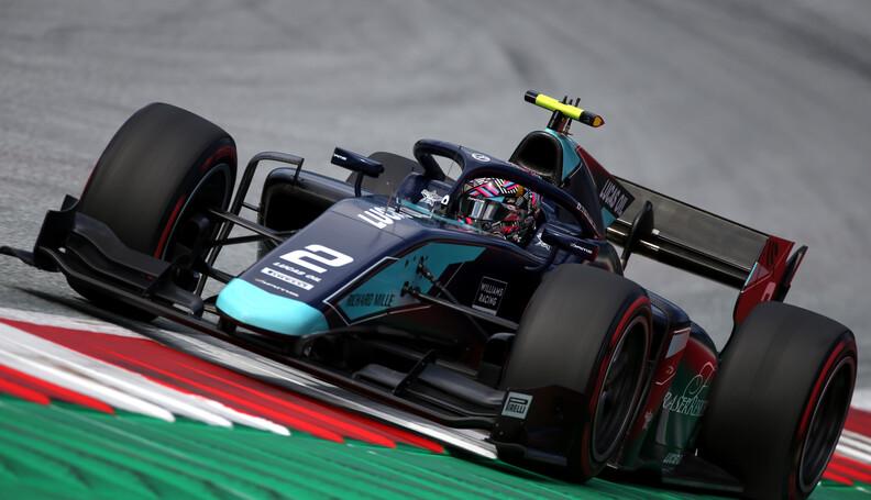 FIA Formula 2 Championship Dan Ticktum (GBR) Da...