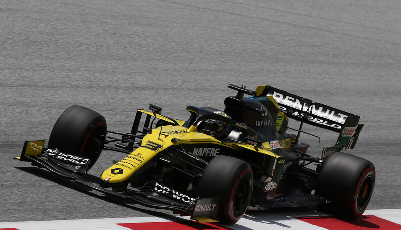Formula One World Championship Daniel Ricciardo...