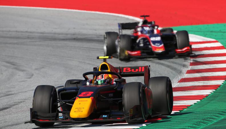 FIA Formula 2 Championship Jehan Daruvala (IND)...