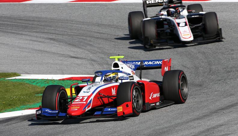 FIA Formula 2 Championship Robert Shwartzman (R...