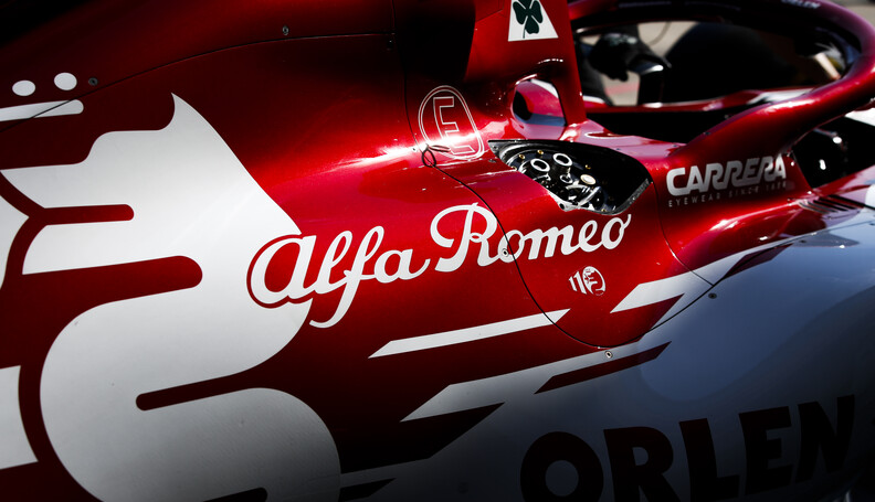 Alfa Romeo Racing ORLEN Team, ambiance during t...